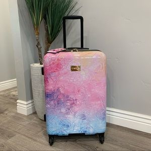 NWT Bebe Kylie Collection Suitcase